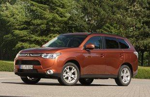 Niższe ceny Mitsubishi Outlander