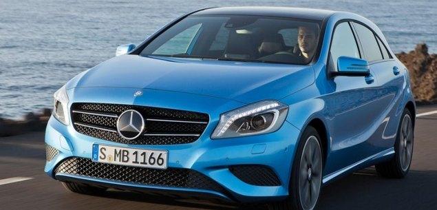 Nowa A-klasa tańsza niż BMW serii 1