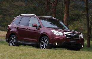 Nowa generacja Subaru Forester
