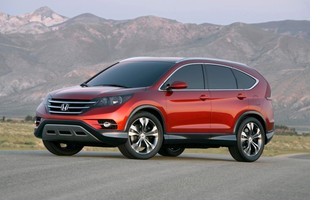Nowa Honda CR-V - pierwsze zdjęcie