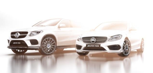 Nowa marka: AMG Sport