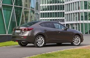 Nowa Mazda3 Sedan oficjalnie