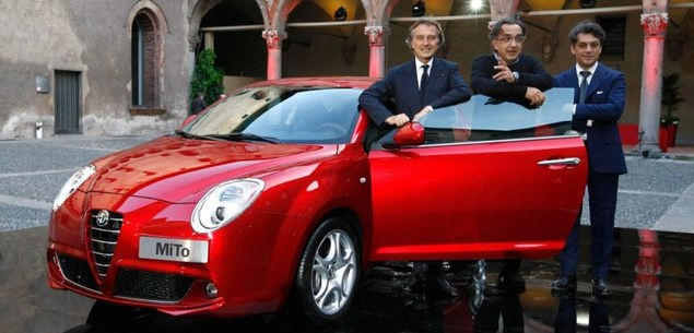 Nowa strategia Fiata. Rozwój Alfy Romeo, koniec Lancii