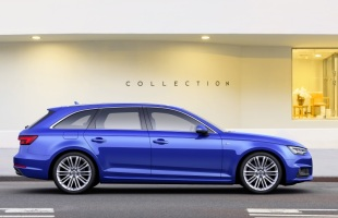 Nowe Audi A4
