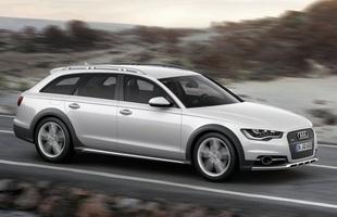 Nowe Audi A6 Allroad