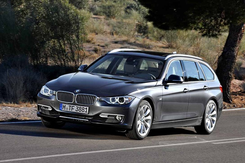 Nowe BMW 3 Touring ChceAutopl