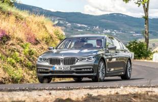 Nowe BMW 7 na zdjęciach