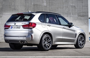 Nowe BMW X5 M i nowe BMW X6 M