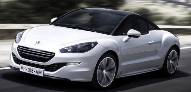 Nowe oblicze Peugeota RCZ