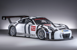Nowe Porsche 911 GT3 R