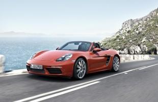 Nowe Porsche Boxster. Ceny