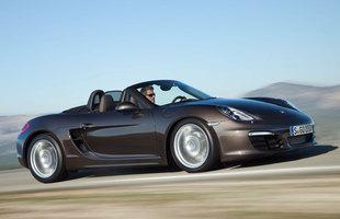 Nowe Porsche Boxster. Lżejsze i szybsze!