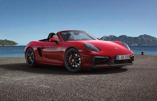 Nowe Porsche: Boxster GTS i Cayman GTS