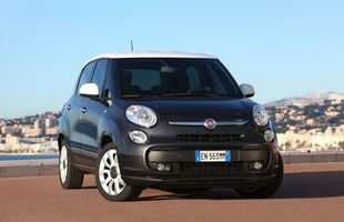Nowe silniki Fiata 500L