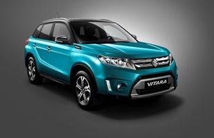 Nowe Suzuki Vitara. Pierwsze zdjęcie!