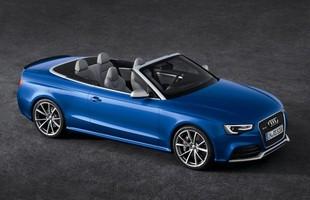 Nowość. Audi RS5 Cabriolet