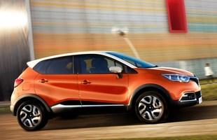 Renault Captur będzie miało dwubarwne nadwozie
