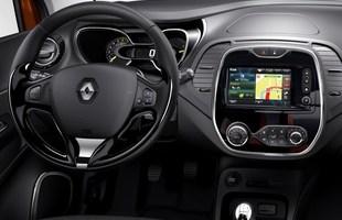 Deska rozdzielcza Renault Captur