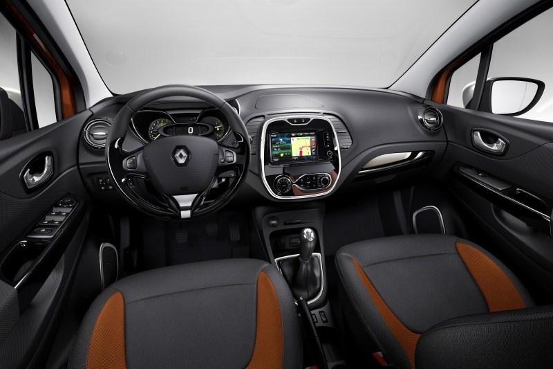 Nowość! Renault Captur