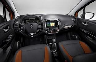 Wnętrze Renault Captur ma być obszerne