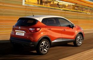 Właściwości jezdne Renault Captur mają być takie jak Clio