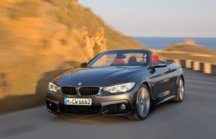 Nowość: BMW 4 Convertible