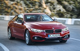 Nowość: BMW 4 Coupe!