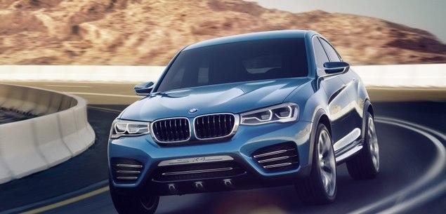 Nowość: BMW X4