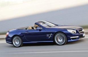 Nowy AMG SL 65