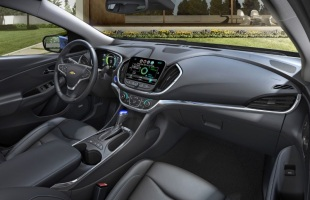 Nowy Chevrolet Volt