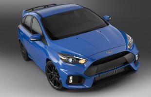 Nowy Ford Focus RS wyjechał z fabryki