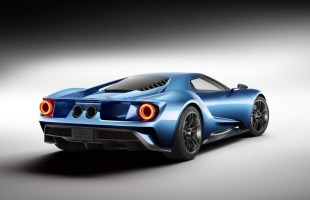 Nowy Ford GT!