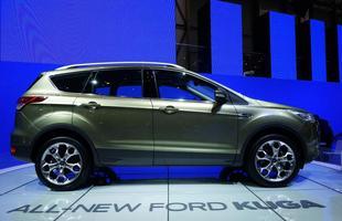 Nowy Ford Kuga. Znacznie większy