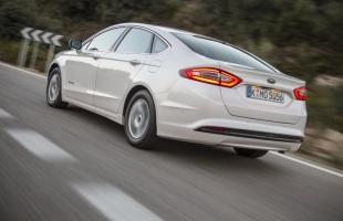 Nowy Ford Mondeo na zdjęciach