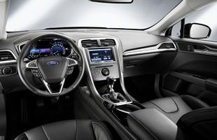 Wnętrze nowego Forda Mondeo