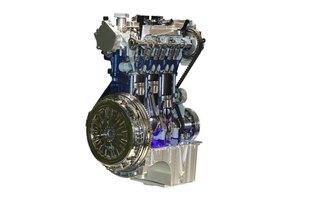 Silnik 1,0 turbo ecoboost