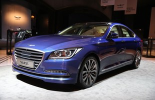 Nowy Hyundai Genesis!