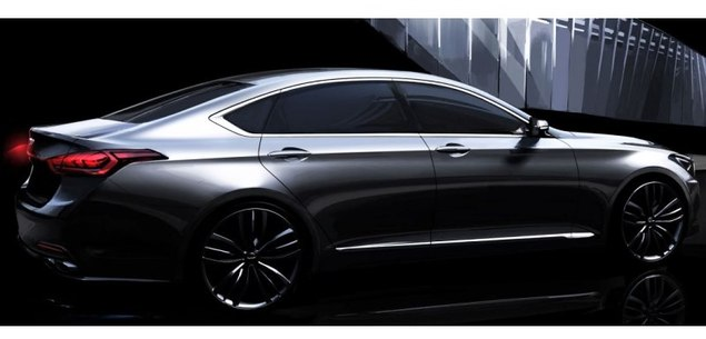 Nowy Hyundai Genesis