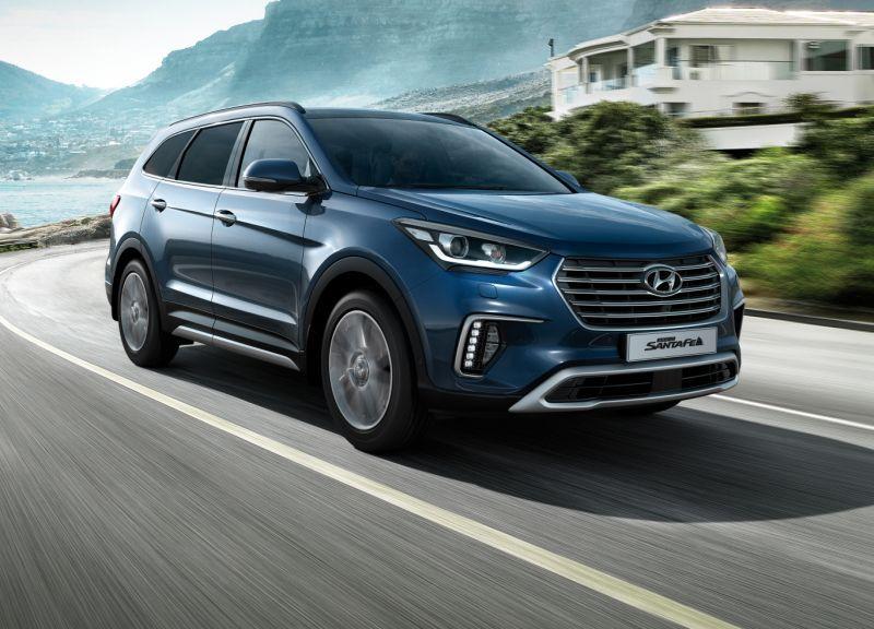2016 Hyundai Santa Fe >> Nowy Hyundai Grand Santa Fe - znamy ceny - ChceAuto.pl
