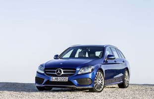 Nowy Mercedes C Estate