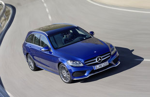 Nowy Mercedes C Estate