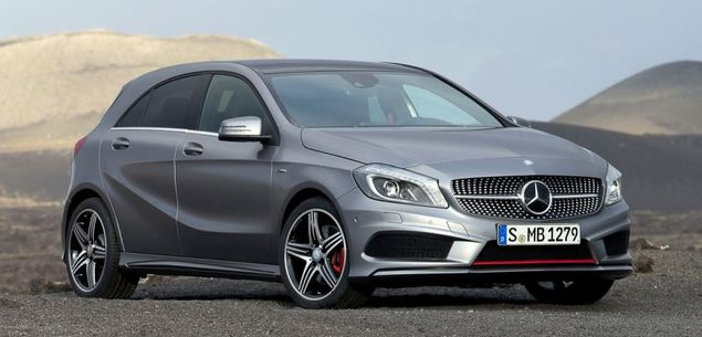 Nowy mercedes klasy a rewolucja for Benz sport katalog