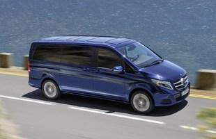 Nowy Mercedes klasy V. Koniec Viano