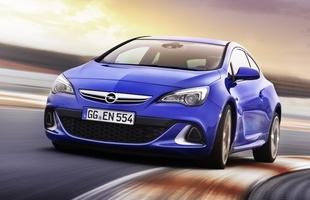 Opel Astra OPC - najmocniejszy w historii