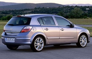 Opel Astra Classic (III)