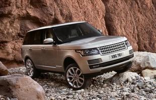 Nowy Range Rover w szczegółach