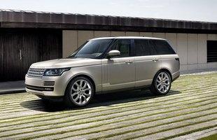 Całkowicie nowy Range Rover