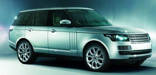 Nowy Range Rover. Z aluminium