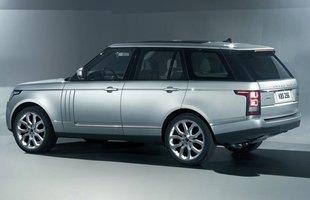 Nowy Range Rover zadebiutuje na salonie w Paryżu