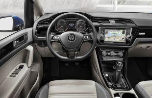 Nowy Volkswagen Touran